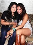 Rose Garcia and Girlfriend