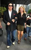 Gene Simmons, Midtown and Shannon Tweed