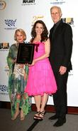 Tippi Hedren, James Cromwell and Kristin Davis