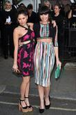 Eliza Doolittle and Daisy Lowe