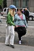 Heather Morris and Fink