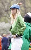 Heather Morris The cast of 'Glee' film on...