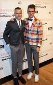Thom Brown and Brad Goreski