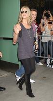 Jennifer Aniston and Good Morning America