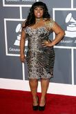 Amber Riley The 53rd Annual GRAMMY Awards at...