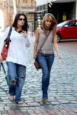 Alison King and Samia Smith