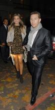 Holly Valance and Nick Candy Great Ormond Street...