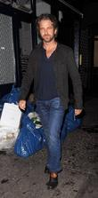 Gerard Butler and Groucho Club
