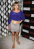 Christine Lakin GUESS and Paper Magazine host The...