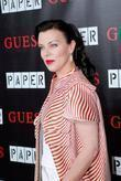 Debi Mazar  GUESS and Paper Magazine host...