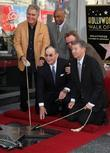 Steve Tyrell, Paul Williams and Walk Of Fame