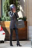Halle Berry and Helmet