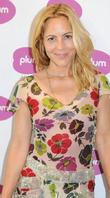 Maria Bello,  at the Hamptons for Haiti...
