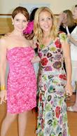 Jean Shafiroff and Maria Bello (right),  at...