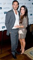 Mauricio Uamansky and Kyle Richards Hamptons Magazine's celebration...