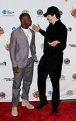Adrian Peterson and Phil Hellmuth Jr Celebrities, Poker...