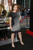 Alyssa Milano Los Angeles Premiere of 'The Hangover...