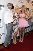 Josh Strickland, Angel Porrino and Holly Madison