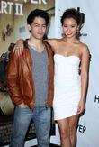 Mason Lee and Jamie Chung