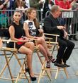 Kim Kardashian, Michael Kors and Nina Garcia