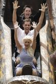 Holly Madison, Josh Strickland and Disneyland
