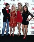 Josh Strickland, Angel Porrino, Holly Madison and Las Vegas