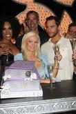 Holly Madison, Jerry Mitchell, Josh Strickland, Planet Hollywood