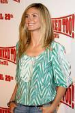 Heidi Klum Los Angeles premiere of Hoodwinked Too!...