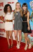 Savannah Jayde, Kelli Goss and Denyse Tontz Los...