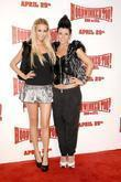Alina, Manou Los Angeles premiere of Hoodwinked Too!...