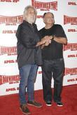 Tommy Chong, Cheech Marin Los Angeles premiere of...
