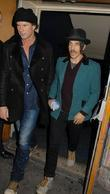 Chad Smith, Anthony Kiedis and Cafe De Paris