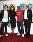 Ben Miller, Johnny Harris, Noel Clarke and Thandie Newton