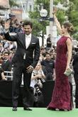Anil kapoor and Hilary Swank  International India...