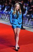 Amanda Seyfried 'In Time' UK film premiere held...