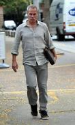 Phil Vickery at the ITV studios London, England