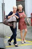 Denise Welch and Lisa Maxwell from Loose Women...