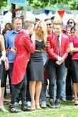 Holly Willoughby and Jedward