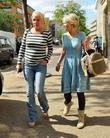 Denise Welch and Lisa Maxwell