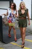 Vanessa White, Mollie King and The Saturdays