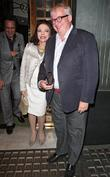 Joan Collins and Christopher Biggins