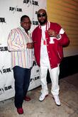 Slip-n-Slide founder Ted Lucas and Rapper Mike Bless...