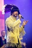 Jay Kay and Jamiroquai