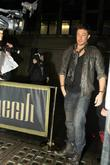 Duncan James,  at Jason Derulo launch party...