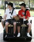 Kevin Jonas, Stock and Celebrity Golf Classic