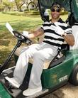 Omari Hardwick, Stock, Celebrity Golf Classic