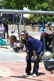 Jennifer Garner and her daughter Seraphina Affleck are...