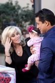 Jenny Mccarthy and Mario Lopez