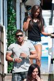 Sammi Giancola and Jersey Shore