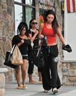 Nicole Polizzi, Jenni Farley and Sammi Giancola